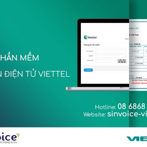 Phần mềm Hóa đơn điện tử Sinvoice Viettel có gì đặc biệt?
